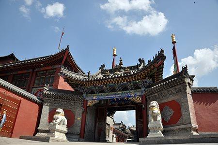 【印象游】太原 五台山祈福、平遥古城、乔家大院2飞4日