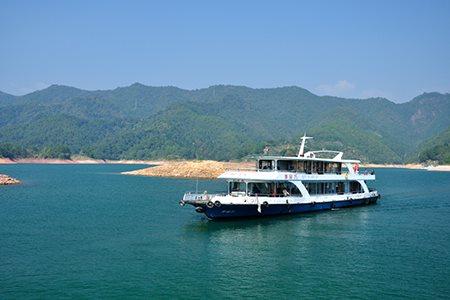 千岛湖旅行团 - 杭州市区出发