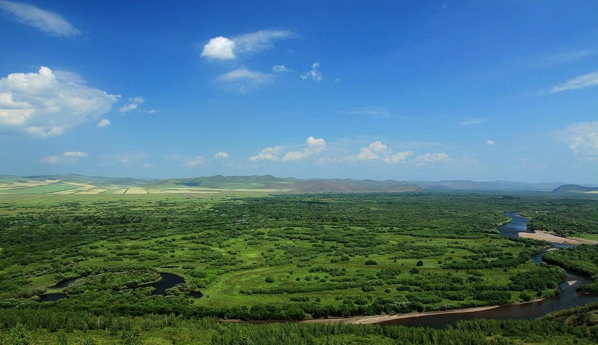 杭州出发呼伦贝尔大草原,满洲里国门,呼伦湖,额尔古纳