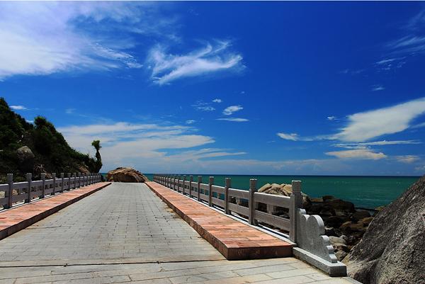 5a级旅游景区—分界洲岛