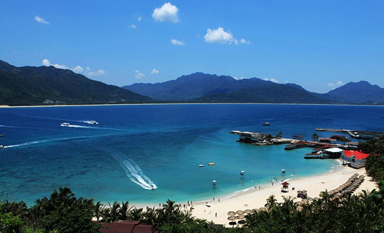 海景房+分界洲岛