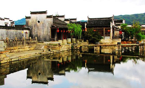 【五星赏花品质之旅】 新安江山水画廊,《偶像来了》拍摄地--呈坎古民