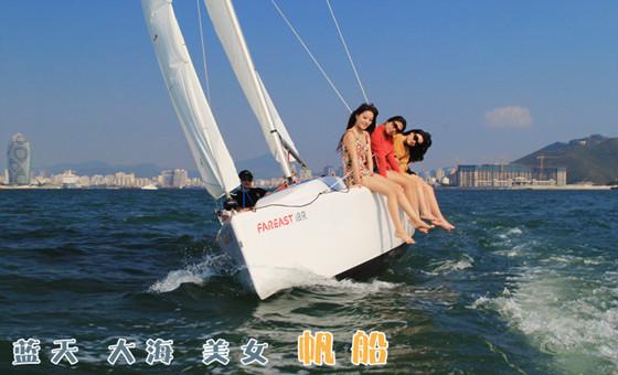 三亚【格调·海立方】(4晚连住海立方海景房+天涯海角+南山+帆船出海图片